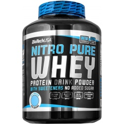 Biotech - Nitro Pure Whey 2200g