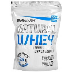 Biotech - Natural Whey 500g