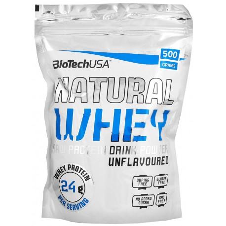 Biotech - Natural Whey 500g