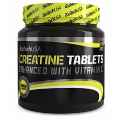 Biotech - Creatine Tablets 200tabl.