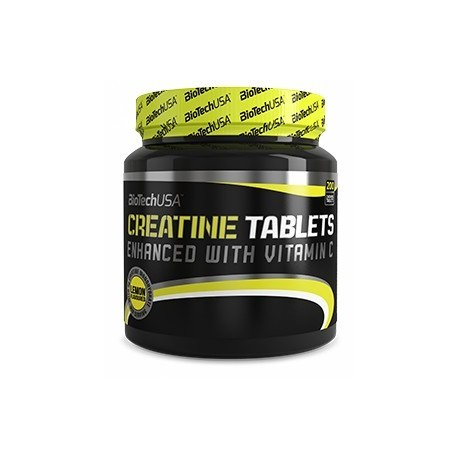 Biotech - Creatine Tablets 200t