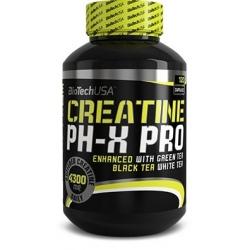 Biotech - Creatine pH-X Pro 120kaps