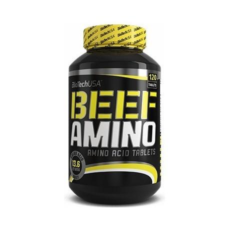 Biotech - Beef Amino 120tabl.