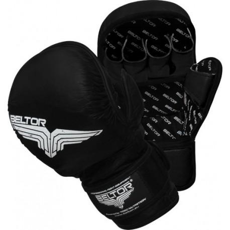 Beltor - Rękawice MMA Training Black