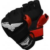Beltor - Rękawice MMA Pride Black - Red