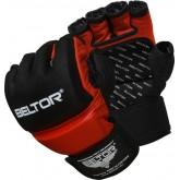 Beltor - Rękawice MMA One Black - Red
