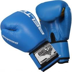Beltor - Rękawice Bokserskie Sparring Blue