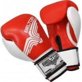 Beltor - Rękawice Bokserskie Pro Fight Red