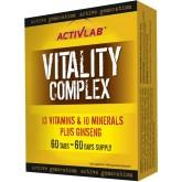 Activlab - Vitality Complex - 30tab