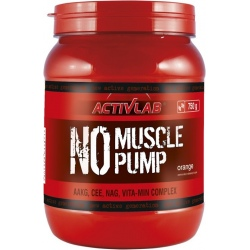 Activlab - No Muscle Pump - 750g