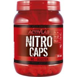 Activlab - Nitro Caps - 240kaps.
