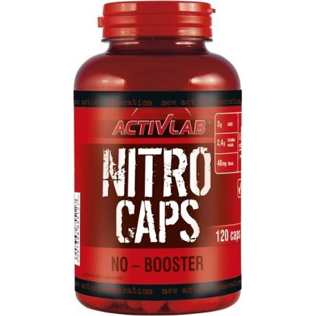Activlab - Nitro Caps - 120kaps.