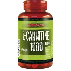 Activlab - L-Carnitine 1000 - 30kaps.