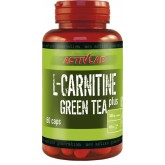 Activlab - L-Carnitine + Green Tea - 60kaps.