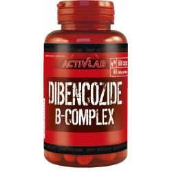 Activlab - Dibencozide B-Complex - 60kaps.