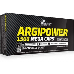 Olimp - ArgiPower Mega Caps - 120kaps