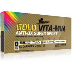 Olimp - Gold Vita-Min anti-OX super sport - 60kaps