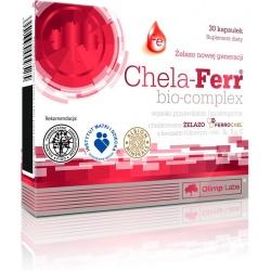 Olimp - Chela-Ferr Bio Complex - 30kaps.