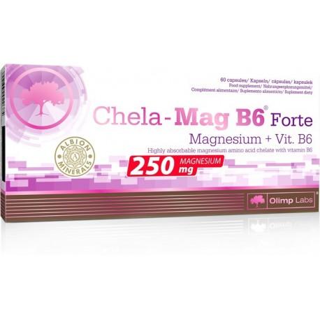 Olimp - Chela Mag B6 Forte - 60kaps.