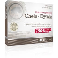 Olimp - Chela Cynk - 30kaps.