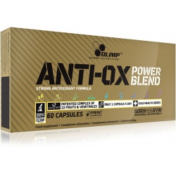 Olimp - Anti-Ox Power Blend 60kaps