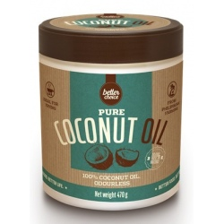 Better Choice - Pure Coconut Oil 470g
