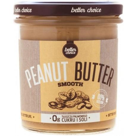 Better Choice - Peanut Butter Masło Orzechowe 500g