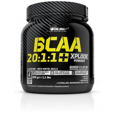 Olimp - BCAA 20:1:1 Xplode Powder 500g