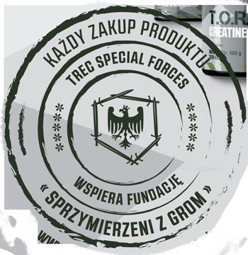 Trec Special - Wspieramy Fundację