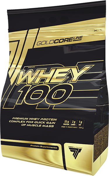 Whey 100 Gold Core 2275g