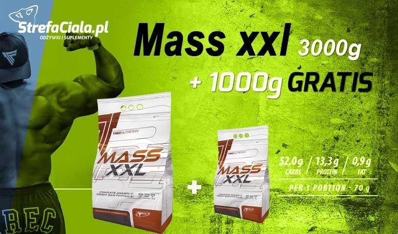 Mass XXL 3+1