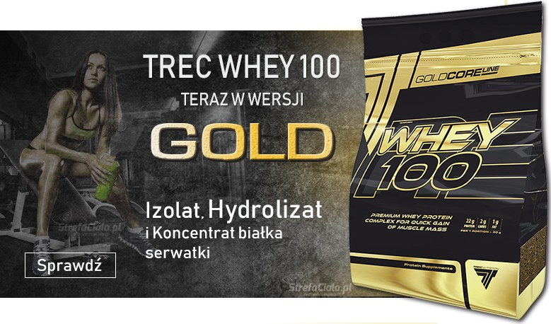 Whey 100 gold